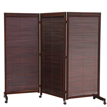 Chinese screen folding living room mobile partition office hotel entrance simple modern folding screen